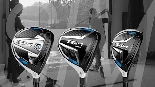 TXG Tour Experience Golf  - TM Sims Fairway /Hybrid