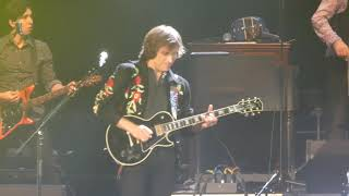 """""""Green River & Hey Tonight & Up Around the Bend"""" John Fogerty@Wilkes-Barre, PA 11/9/18"""