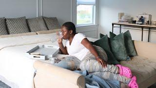 MASTER BEDROOM|  TV & FIREPLACE + HAUL