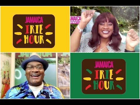 Irie Hour presented by the Jamaica Tourist Board
