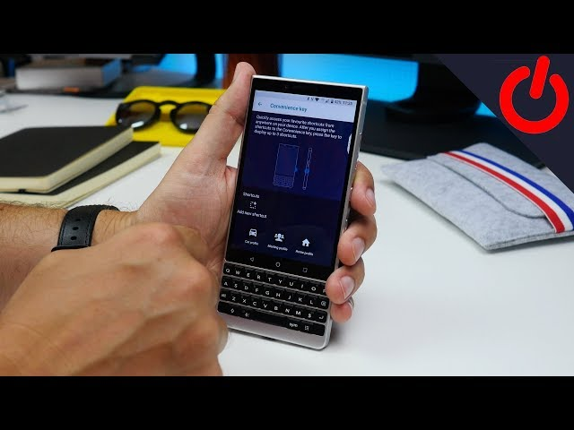 BlackBerry Key2 tips and tricks
