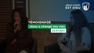 Témoignage vidéo - Drogue, irrespect, immoralité... Jésus sauve cette jeune femme