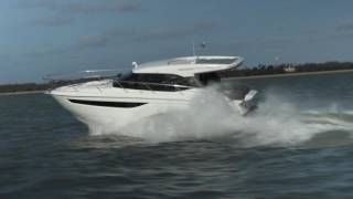 Bavaria R40 Coupe Review | Motor Boat & Yachting