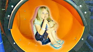 Best Hide And Seek Spot At A Playground!