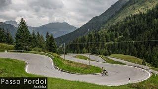 Passo Pordoi (Arabba) - Cycling Inspiration & Education