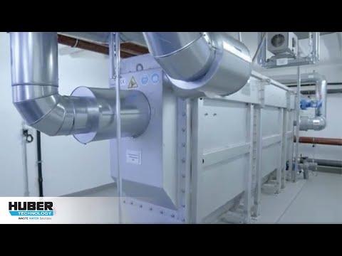 Video: Wiederverwendung von Prozesswärme - Abwasserwärmenutzung