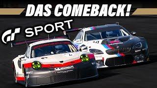 GT SPORT Let's Play Deutsch – Ein würdiges Comeback? | Gran Turismo 4K Online Gameplay German