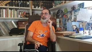 Professor Rogério Carriconde