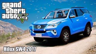 Toyota Hilux SW4 2017 / Fortuner 2017