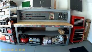 My Dream Garage!! Mancave,Toolbox/Garage Tour!