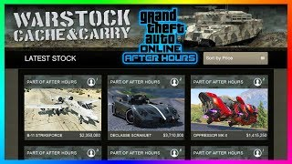 GTA Online After Hours DLC $100,000,000 Spending Spree - Buying All NEW Vehicles, Properties & MORE!