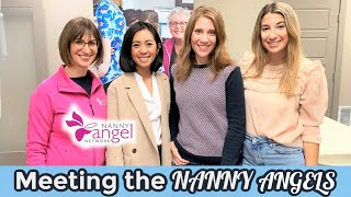 Nanny Angel Network Raises Breast Cancer Awareness with Curl Keeper