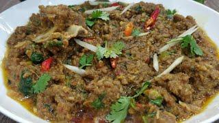Keema Karahi Recipe I Karahi keema Banane Ka Tarika I Tasty Beef Keema Karahi,