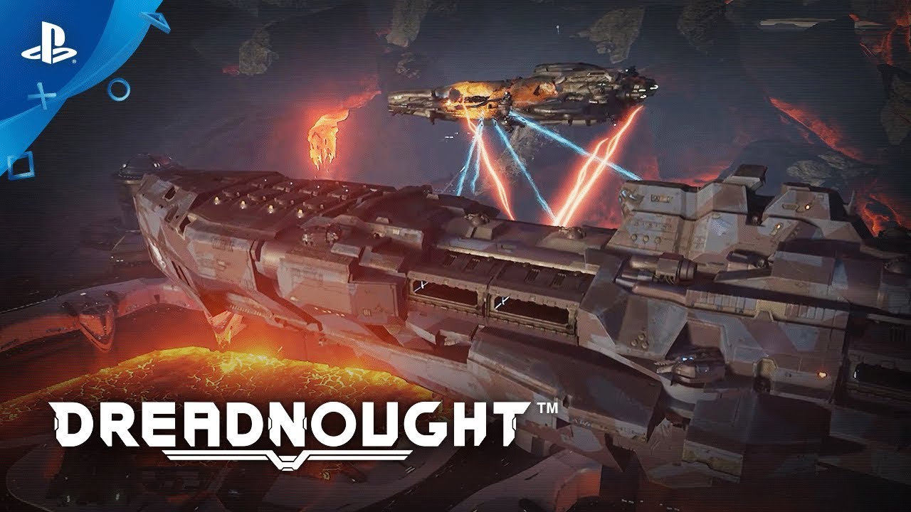 Dreadnought Officially Launches Today, Charts a Course for 2018