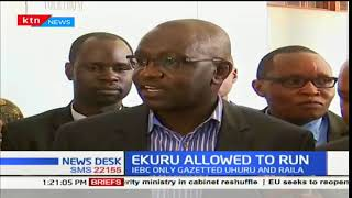Aukot: It goes beyond the candidature but protection of the constitution