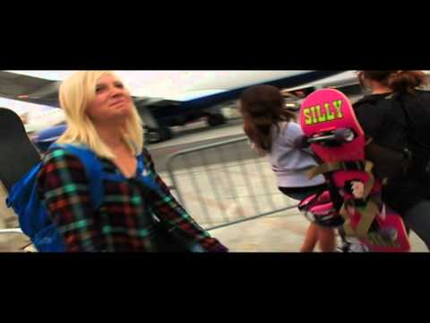 Silly Girl Team Rider - Sarah Thompson 2011