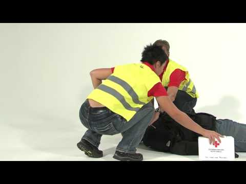002B Erste Hilfe Motorradunfall
