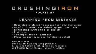 Learning from Triathlon Mistakes - Crushing Iron
