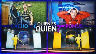 CAMINANTE CHAMPIONS!!! QUIEN ES QUIEN DISCARD CHALLENGE!!   FIFA 19