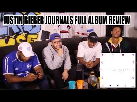 justin bieber journals full album reaction review