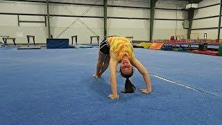 Training Level 3/4 Gymnastics | Lyd In The Gym #5