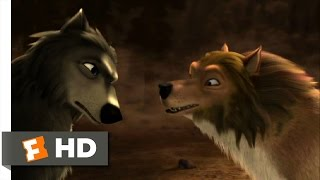 Alpha And Omega (3/12) Movie CLIP - One Crazy Wolf (2010) HD