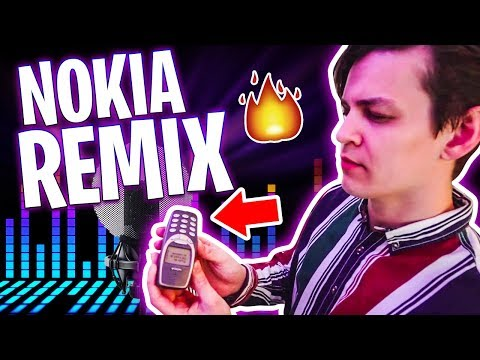 WE MADE A BEAT FROM NOKIA RINGTONE