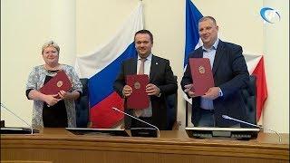 Поддорский район получил новый импульс для развития
