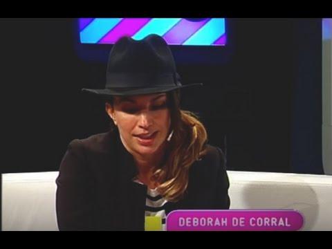 Deborah De Corral video Entrevista CM - Septiembre 2015