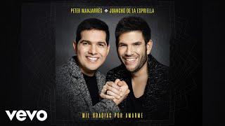 Peter Manjarres, Juancho De La Espriella - Mil Gracias Por Amarme ( Cover Audio)