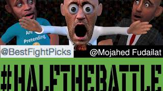 EXCLUSIVE: MMA Animator Mojahed Fudailat Interview on Half The Battle