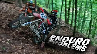 Dirt Bike Crash Hill - MX Beating Enduro