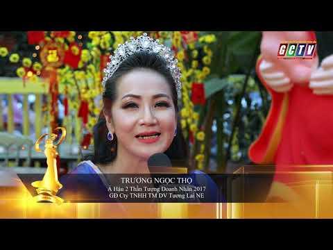 Trương Ngọc Thọ nói về Thần Tượng Doanh Nhân 2017