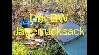 Der Bundeswehr Jägerrucksack