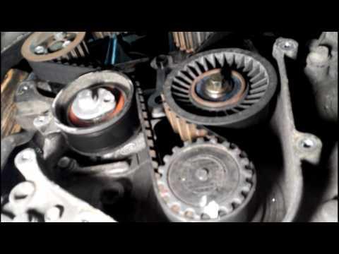 Фото к видео: замена ГРМ Renault Master 2.2DCI (G9T), 2.5DCI (G9U)