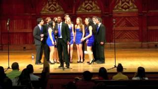 Touch (Jonny Lang) - The Harvard Callbacks