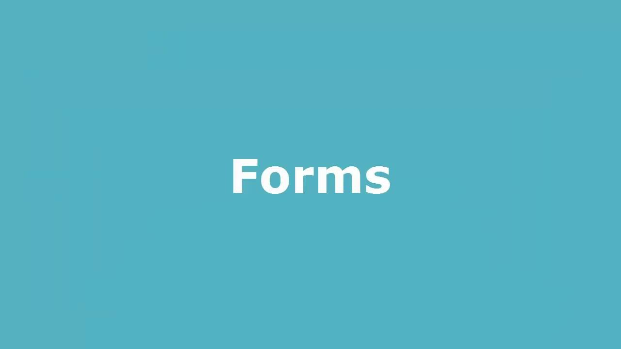 Play SOLE Forms