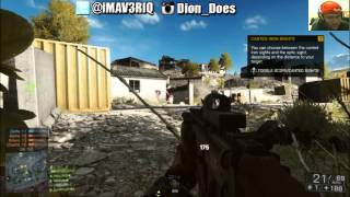 Battlefield 4 Multiplayer Gameplay: CARRYING THE SQUAD! | BF4 Squad Deathmatch Gameplay