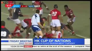 Kenya's Simbas begin the Hong Kong Cup of Nations