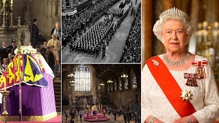 REVEALED: The top secret plans for the Queen's death