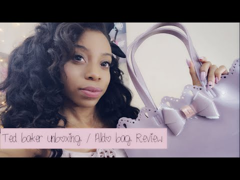 Ted baker bag unboxing & Aldo bag review  ♥