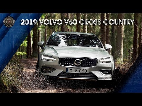Volvo S 60 Cross Country Седан класса D - тест-драйв 1