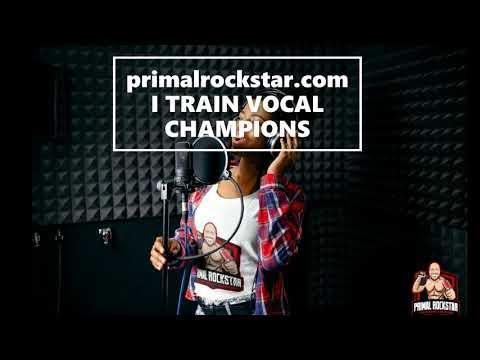 I TRAIN VOCAL CHAMPIONS