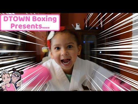 DTown Boxing Presents Sakura vs Naruto