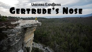 VIDEO: Hiking Gertrude's Nose/Millbrook Mountain Loop