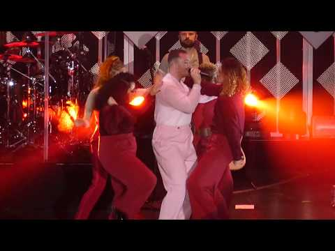 Sam Smith & Normani - Dancing With a Stranger (Live HD) - Jingle Ball 2019 - The Forum Los Angeles