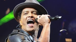 Bruno Mars Has Surprise Up His Fedora for Super Bowl Halftime Show