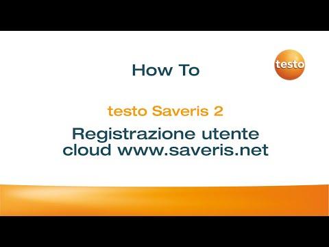 Video Saveris 2 - Registrazione