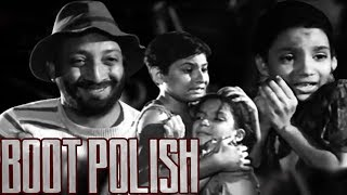Boot Polish  Full Movie | Old Hindi Movie | Raj Kapoor Movies | Superhit Old Classic Hindi Movie