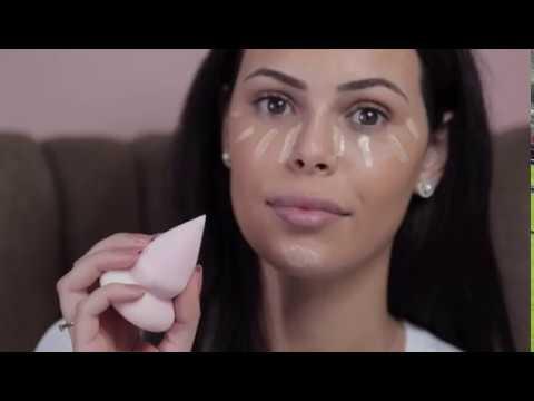 Queen Tarzi Queen Tarzi Flawless Finish 3 in 1 Make Up Sponge